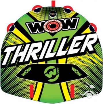Wow Thriller 1 Kişilik 140x142 cm