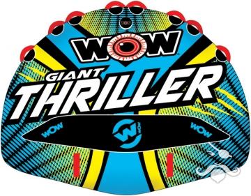 Wow Giant Thriller 4 Kişilik 182x250 cm