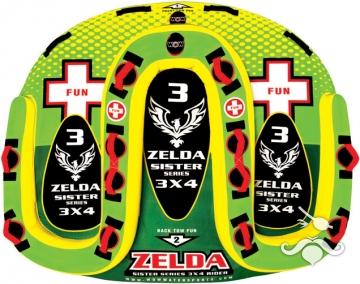 Wow Zelda 3 Kişilik 172x200 cm