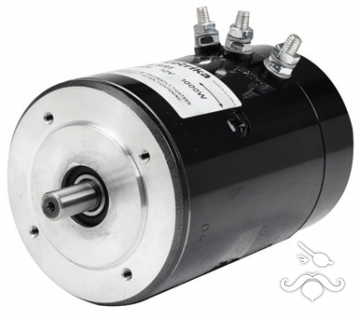 Bada Irgat Motoru 900W-12 V