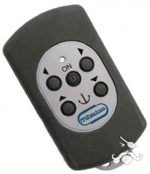 MZ Electronic El Kumandası 4 Kanallı 12-24 V