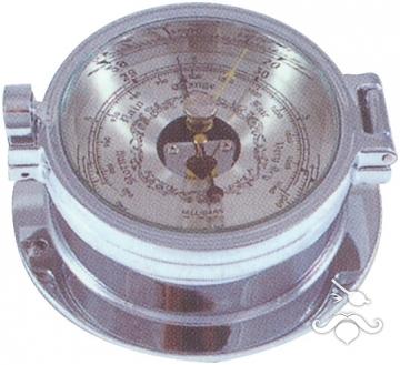 Barometre CK051C Krom Ø:12 cm