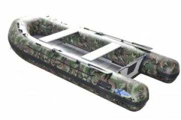 X-Cape Alüminyum tabanlı şişme bot.