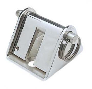 Zincir stoperi, AISI 316 paslanmaz çelik.