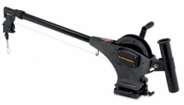 Cannon UNI-TROLL™ 10\n\nMonofilamanın kullanılmasına izin veren, 45 kg ağırlıkta test edilmiş paslanmaz çelik telli, paslanmaz çelik makar