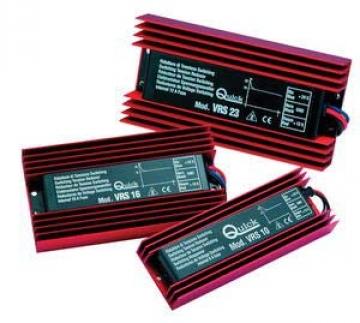 Quick konvertör, Switch Mod. Giriş 20-30V DC.Çıkış 13,5V DC. Kısa devre ve yüksek çıkış voltajı korumalı.