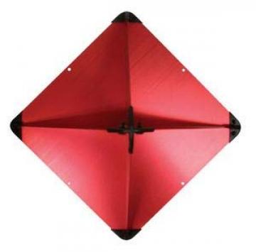 Radar reflektörü. ISO 8729, IEC 945.