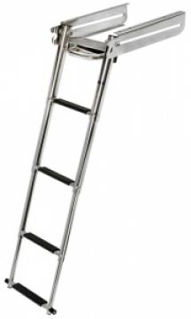 Teleskopik merdiven.