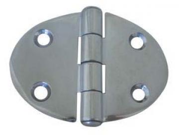 Menteşe, paslanmaz çelik. 67x48 mm