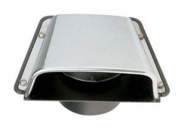 Vetus havalandırma, tip scirocco, alt gövde plastik, üst paslanmaz çeliktir.