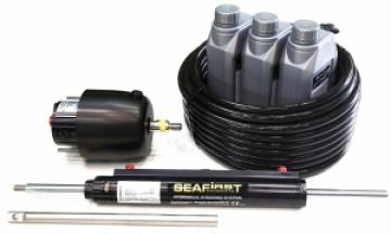 Seafirst MS 250S-B1 Hidrolik dümen sistemi