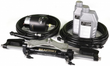 Seafirst MO 350H-R1 Hidrolik dümen sistemi
