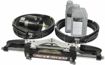 Seafirst MO 700H-W7 Hidrolik dümen sistemi