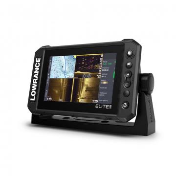 Lowrance Balık Bulucu + GPS - ELITE 7 FS Active Imaging 3 in 1