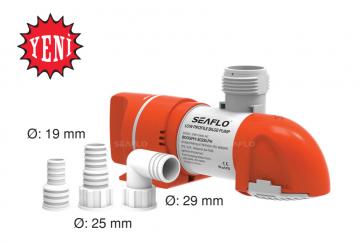 Seaflo Otomatik Düşük Profil Sintine Pompası Serisi