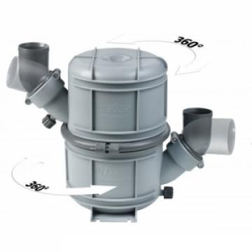 Waterlock. 90 mm iç çaplı egzoz hortumlarına uygundur. Su kapasitesi 10 litre'dir.