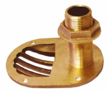 Groco filtreli su girişi, bronz