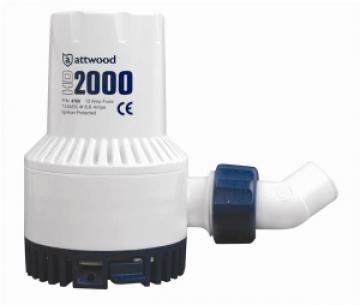 Attwood HD2000 Ağır Hizmet Sintine Pompası