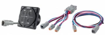 Lenco Auto Glide sistem ikinci istasyon kiti. İkinci kontrol paneli, Y kablo ve 9 metre kablo içerir.