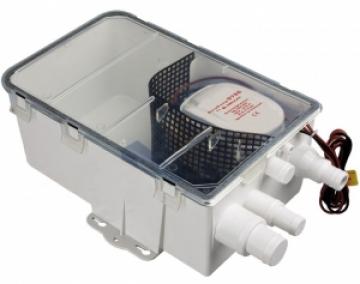 Europump duş boşaltma sistemi